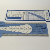 Die Cut Ruler