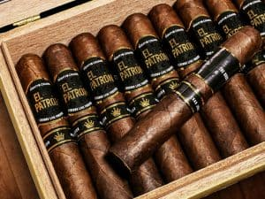 El Patron Cigar Band Sample