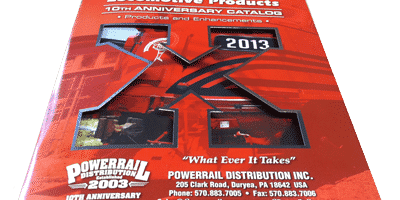 Increase your sales now with a professionally printed catalog