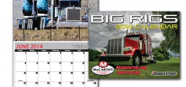 Order Printed Calendars Early for Higher Visibility