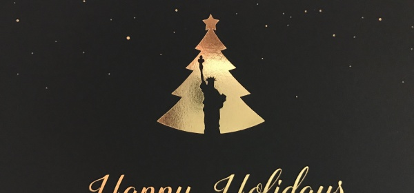 Tis the season to spread customer cheer with company holiday cards