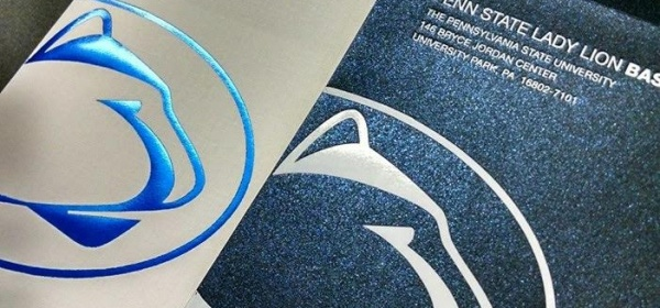 Produce an extraordinary design with foil printing